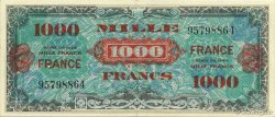 1000 Francs FRANCE FRANCE  1944 VF.27.01 SUP