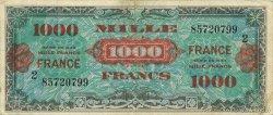 1000 Francs FRANCE FRANCE  1944 VF.27.02 TTB+