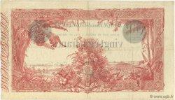 25 Francs rouge, type 1852 modifié 1905 GUADELOUPE  1921 K.105a TTB+