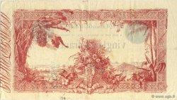 25 Francs rouge, type 1852 modifié 1905 GUADELOUPE  1933 K.105e SUP