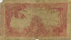 25 Francs rouge GUADELOUPE  1933 P.08 pr.TB