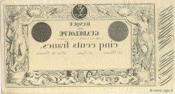 500 Francs, type 1852 à l