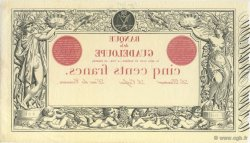500 Francs, type 1852 modifié 1874 GUADELOUPE  1922 K.110.SP1 pr.NEUF