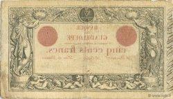 500 Francs, type 1852 modifié 1874 GUADELOUPE  1928 K.110f TB+