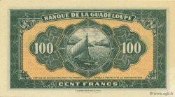 100 Francs GUADELOUPE  1945 P.23s NEUF