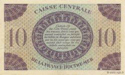 10 Francs GUADELOUPE  1944 P.27a SUP+