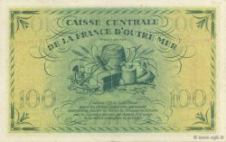 100 Francs, type Anglais GUADELOUPE  1944 K.126 SUP+