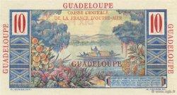 10 Francs Colbert GUADELOUPE  1946 K.130 NEUF
