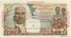 1 Nouveau Franc La Bourdonnais GUADELOUPE  1960 P.41 NEUF