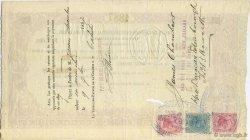1000 Francs TAHITI  1887 KM.564 SUP