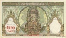 100 Francs TAHITI  1961 P.14ds pr.NEUF