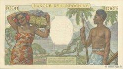1000 Francs TAHITI  1938 P.15-s pr.NEUF