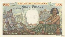 1000 Francs TAHITI  1954 P.15bs pr.NEUF