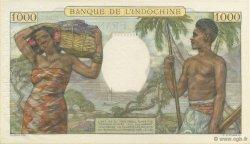 1000 Francs TAHITI  1957 P.15cs NEUF