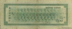 100 Francs TAHITI  1943 P.17b TTB