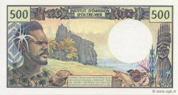 500 Francs TAHITI  1992 P.01a NEUF