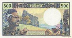 500 Francs TAHITI  1992 K.818