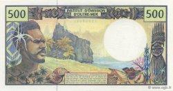 500 Francs TAHITI  1992 P.01b NEUF