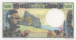 500 Francs TAHITI  1992 K.818 NEUF