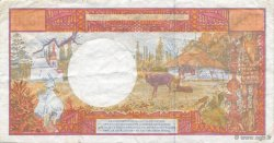 1000 Francs TAHITI  1996 K.819b TTB