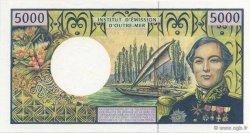 5000 Francs TAHITI  1996 P.03 NEUF