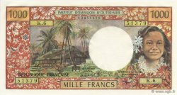 1000 Francs TAHITI  1985 K.814e NEUF