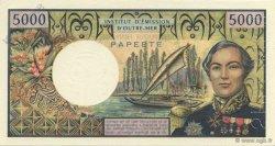 5000 Francs TAHITI  1971 K.815SP1 NEUF