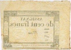 100 Francs FRANCE  1795 Laf.173 SUP