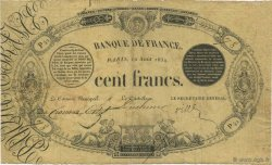 100 Francs 1848 Définitif FRANCE  1852 F.A24.04 TB+