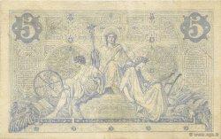 5 Francs NOIR FRANCE  1872 F.01.09 SUP+