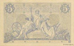 5 Francs NOIR FRANCE  1873 F.01.17 pr.NEUF