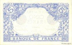 5 Francs BLEU FRANCE  1917 F.02.47 pr.NEUF