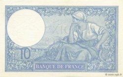 10 Francs MINERVE modifié FRANCE  1939 F.07.04 pr.NEUF