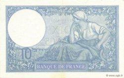 10 Francs MINERVE modifié FRANCE  1939 F.07.05 SPL
