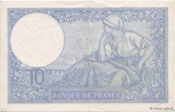 10 Francs MINERVE modifié FRANCE  1939 F.07.07 SUP+