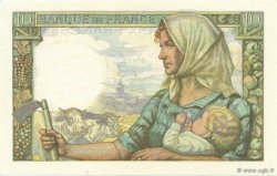10 Francs MINEUR FRANCE  1942 F.08.06 SPL+