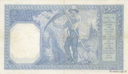 20 Francs BAYARD FRANCE  1916 F.11.01 TTB à SUP