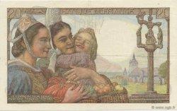 20 Francs PÊCHEUR FRANCE  1949 F.13.14 SUP+
