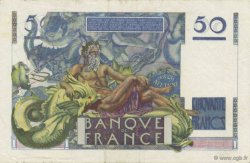50 Francs LE VERRIER FRANCE  1946 F.20.05 TTB à SUP