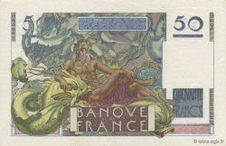 50 Francs LE VERRIER FRANCE  1950 F.20.14 pr.SPL