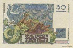 50 Francs LE VERRIER FRANCE  1951 F.20.18 pr.NEUF
