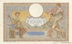 100 Francs LUC OLIVIER MERSON type modifié FRANCE  1937 F.25.06 TTB+