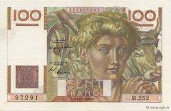 100 Francs JEUNE PAYSAN FRANCE  1948 F.28.19 SUP à SPL