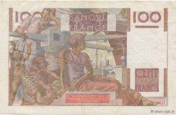 100 Francs JEUNE PAYSAN FRANCE  1951 F.28.29 pr.SUP