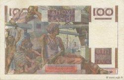 100 Francs JEUNE PAYSAN FRANCE  1952 F.28.31 TTB+
