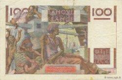 100 Francs JEUNE PAYSAN filigrane inversé FRANCE  1954 F.28bis.05 TTB+