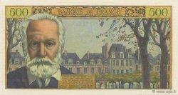 500 Francs VICTOR HUGO FRANCE  1954 F.35.03 SPL
