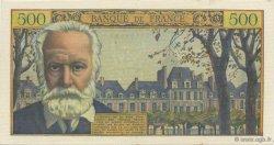 500 Francs VICTOR HUGO FRANCE  1955 F.35.05 SPL+