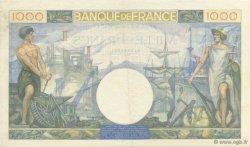 1000 Francs COMMERCE ET INDUSTRIE FRANCE  1941 F.39.04 pr.SPL