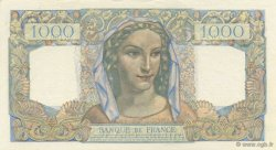 1000 Francs MINERVE ET HERCULE FRANCE  1945 F.41.09 SPL